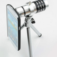 Get 43% off Samsung S4 12x Telescope Lens Kit Set Orders