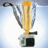 Get 40% off Underwater Floating Bobber Handle for Action Cameras Orders