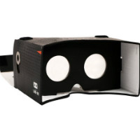 Get 38% off Safecare Virtual Reality Headset 3D Glass Cardboard With Magnetic Ring Orders