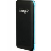 Get 23% off Safecare Slim Portable 5000Mah Lithium Polymer Usb Power Bank (Black) Orders
