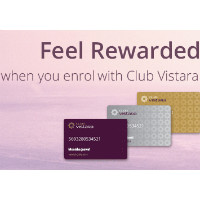 Vistara: Get 500 Club Vistara Points off First Flight Bookings Orders for New Customers