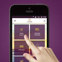 Vistara: Get 200 Club Vistara Points off all Bookings Orders Site-Wide for Mobile Customers