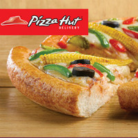 Get FREE Garlic Bread-Sticks off all New Delhi Airport Terminal 3 Pizza Hut Outlet Pizza's Orders minimum ₹ 350 Site-Wide