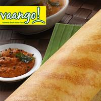 Get Flat 20% off Delhi Airport Terminal 3 Vaango Delicious South-Indian Food Orders