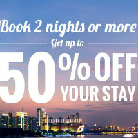 Ctrip: Get up to 50% off HOTEL Bookings Orders