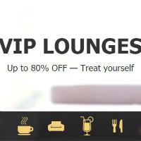 Ctrip: Upto 80% OFF on VIP Lounges Bookings