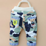 Extra 20% OFF on Army Print Cool Green Pants Orders