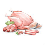Upto 10% OFF on Meats & Seafood Orders