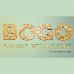 Buy 1 Get 1 FREE on Women's Jewellery Orders