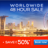 Hotels.com: Upto 50% OFF on Global Hotel Bookings