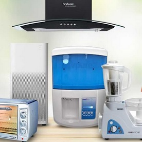 Upto 70% OFF on Small Appliances Orders