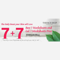 Upto 20% OFF on DearPacker Sheet Masks