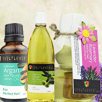Upto 30% OFF on Soulflower Orders