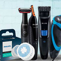 Upto 5% OFF on Philips Orders