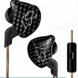 BangGood: Flat 39% OFF on KZ ZST Hifi Armature Treble Driver Dynamic Bass Unit Wired Headphone Earphone Headset