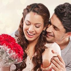 FlowerAura: Upto 25% OFF on Wedding Anniversary Flowers