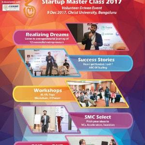 Flat ₹ 1,000 on Startup Master Class 2017