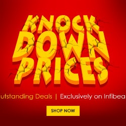 Outstanding Prices on Knock Down Deals !