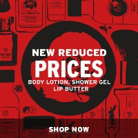 The Body Shop: Upto 50% Off on Body Lotion, Shower Gel and Lip Butter