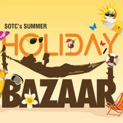 WEEKEND : Big Savings on Summer Holiday Bazaar !