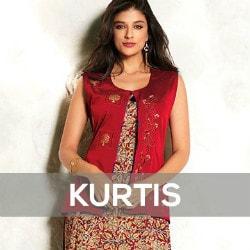 Upto 60% OFF on Women's Kurta & Kurtis