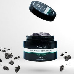 Flat ₹ 349 on NEW Charcoal Face Scrub !