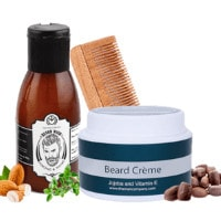 Flat 10% OFF on Beard Manager Combo