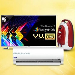Upto 70% OFF on Super Cooling Days Orders