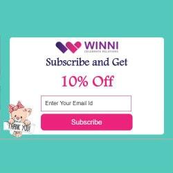 Winni: Flat 10% OFF on Subscriptions Sign-Ups