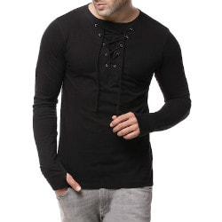Limeroad: Upto 74% OFF on Full Sleeve Tees Below ₹ 699