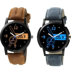 Limeroad: Upto 87% OFF on Watch Combo's Below ₹ 599